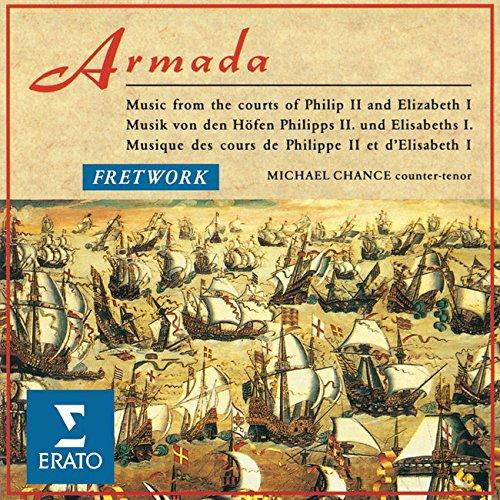 アルマダ<無敵艦隊> ~フェリペ2世(スペイン)とエリザベス1世(イギリス)期の宮廷音楽