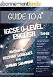 iGCSE ENGLISH REVISION STUDY GUIDE: G...