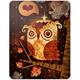 GelaSkins Protective Skin for Apple iPad - The Enamored Owlby GelaSkins