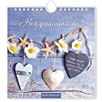 Herzensw�nsche 2016: Postkartenkalend...