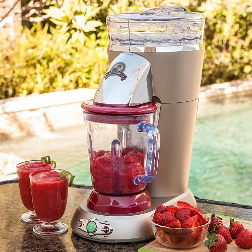 Margaritaville Frozen Concoction Maker with MyRita and Salt and Lime Tray (Automated Drink Mixer compare prices)