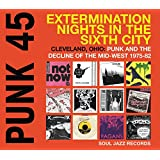 Punk 45: Extermination Nights in the Sixth City - Cleveland, Ohio: Punk and The Decline of the Mid-West 1975-82