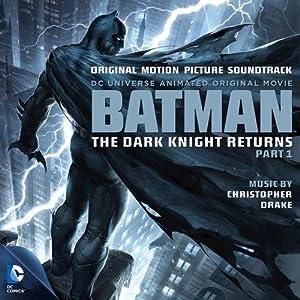 Batman: Dark Knight Returns, Pt. 1- O.S.T. at Gotham City Store