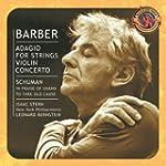 Barber: Adagio for Strings; Violin Co...