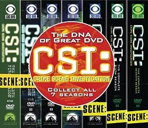 C.S.I. Crime Scene Investigation - Seasons 1-7