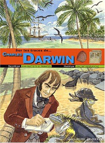 Sur les traces de... Charles Darwin