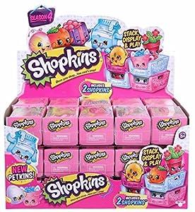 Shopkins Season 4 Sealed 2 Pack with Petkins - Single Random Package