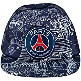 CASQUETTE PSG - Collection officielle Paris Saint Germain - Football - Taille réglable