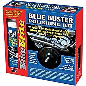 Bike Brite Blue Buster Polishing Kit BB-100