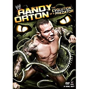 WWE ランディ・オートン エボリューション・オブ・プレデター [DVD]