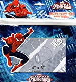Marvel Ultimate Spider-Man - Magnetic Picture Frame (4x6 In) Newborn, Kid, Child, Children, Infant, Baby