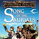 Song of the Saurials: Forgotten Realms: Finder's Stone, Book 3 (       UNABRIDGED) by Kate Novak, Jeff Grubb Narrated by Kristin Kalbli