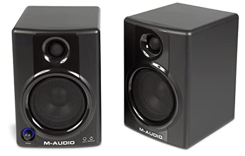 M-Audio Studiophile AV 30 Active Studio Monitor Speakers (Pair)