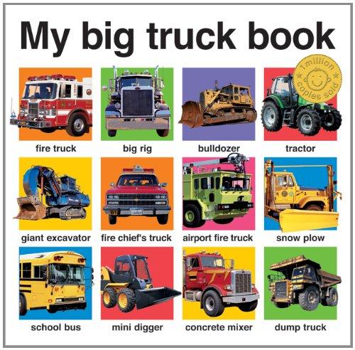 My-Big-Truck-Book-My-Big-Board-Books
