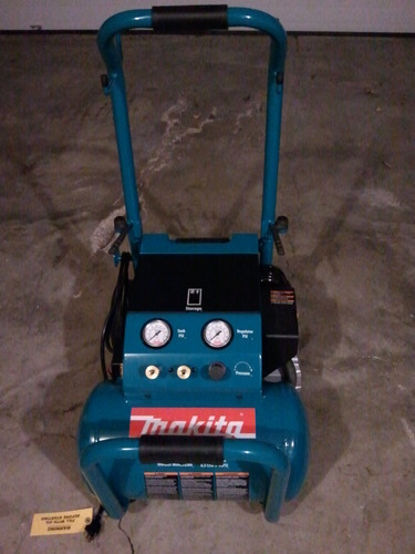 Makita MAC5200 Air Compressor - Right Out of the Box