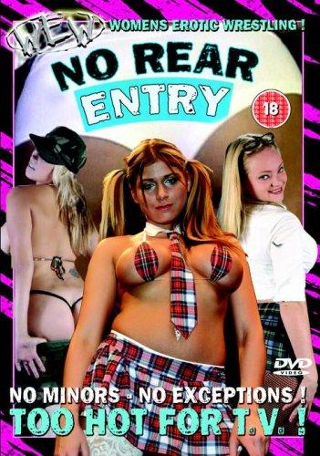 Women'S Erotic Wrestling (Wew) - No Rear Entry [DVD] [2005]