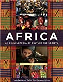 img - for Africa [3 volumes]: An Encyclopedia of Culture and Society book / textbook / text book