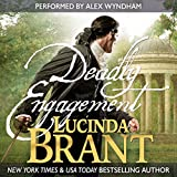 img - for Deadly Engagement: A Georgian Historical Mystery (Alec Halsey Mystery Book 1) book / textbook / text book
