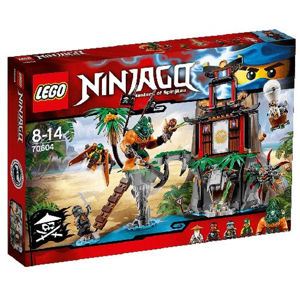 [해외] 레고 (LEGO) 닌자고 떨어져 작은 섬 티거―도 70604-70604 (2016-03-18)