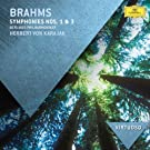 Brahms: Symphonies Nos.1 & 3