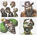 Crosman CPVT5 Zombie Paper Targets