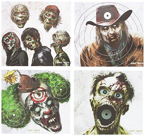 zombie-target-set-of-20