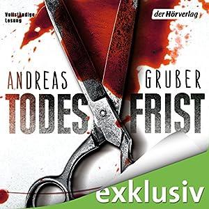 Todesfrist (Sneijder & Nemez 1) Hörbuch