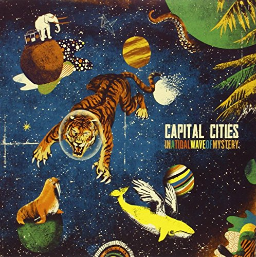 capital cities safe and sound CD Covers