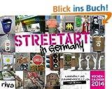 Streetart in Germany: Wochenkalender