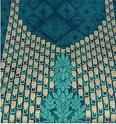 Dev Women's Cotton Unstitched Kurti (Dev-05_Green_Free Size)