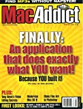 img - for MacAddict February 2001 w/CD Build Your Own Apps, Tony Hawk's Video Editing Secrets, Modernize Mac OS 9, Make Fine Art in Photoshop, Turn Internal IDE Hard Drive into External Firewire Drive book / textbook / text book