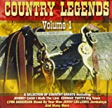 Various Country Legends Vol. 1