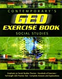 img - for Contemporary's GED Social Studies Exercise Book book / textbook / text book