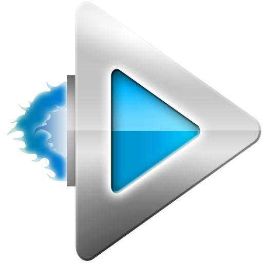 Rocket Player Light + Blue Theme