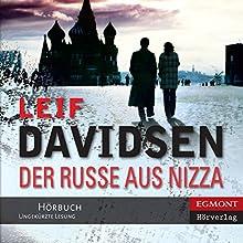 Der Russe aus Nizza [The Russian from Nice] (       ungekürzt) von Leif Davidsen Gesprochen von: Samy Andersen
