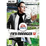 61EUE1ck3LL. SL160  FIFA Manager 12 2012 FM12 Soccer Football PC Game Import [DVD ROM]