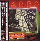 Zappa in New York by Frank Zappa (2008-05-21)
