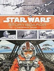 Star Wars Storyboards: The Original Trilogy by J.W. Rinzler (2014) Hardcover