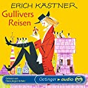Gullivers Reisen Audiobook by Erich Kästner Narrated by Hans-Jürgen Schatz