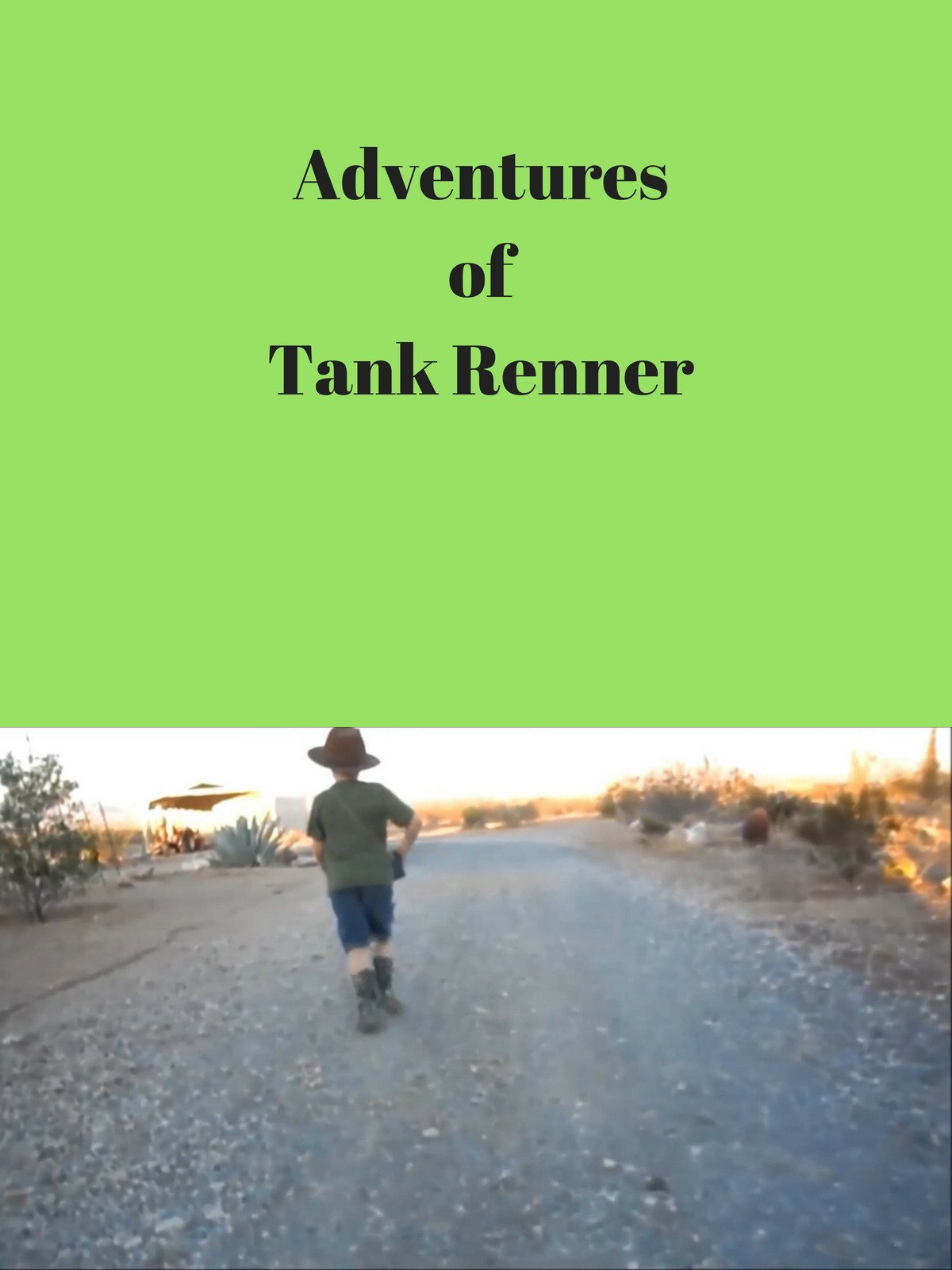 Adventures of Tank Renner on Amazon Prime Video UK