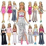 Fashion 10 modische Partymoden Urlaubstag Kleidung Kleider...