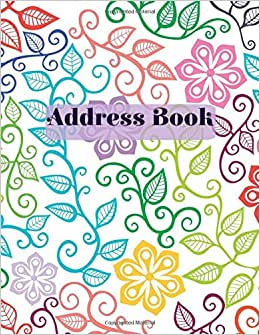 Address Book (Big Print, Paperback Address Books) (Volume 100)
