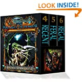The Balance of Power: Epic Fantasy with Dragons (Godsland Series Bundle Book 2)