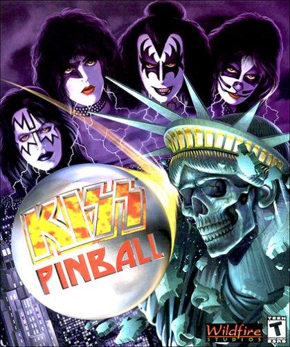 Kiss Pinball - Pc