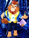 "Beauty and the Beast 14"" Talking Beast Plush"