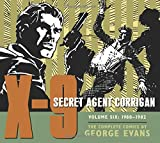 X-9: Secret Agent Corrigan Volume 6 (X-9 Secret Agent Corrigan Hc)
