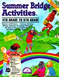 Summer Bridge Activities: 4th Grade to 5th Grade (1887923004) by Vanleeuwen, Michele