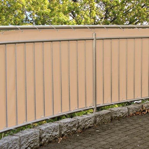 schilfrohrmatten premium f r balkon beach 90 hoch x 600cm breit ein produkt von bambus. Black Bedroom Furniture Sets. Home Design Ideas