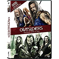 Outsiders - Season 01 / Outsiders - Season 02 - Set