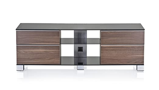 Sonorous MD 9340-B-Inx-Wnt TV stand for 60 Inch Televisions